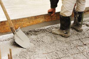 concrete driveway levelling